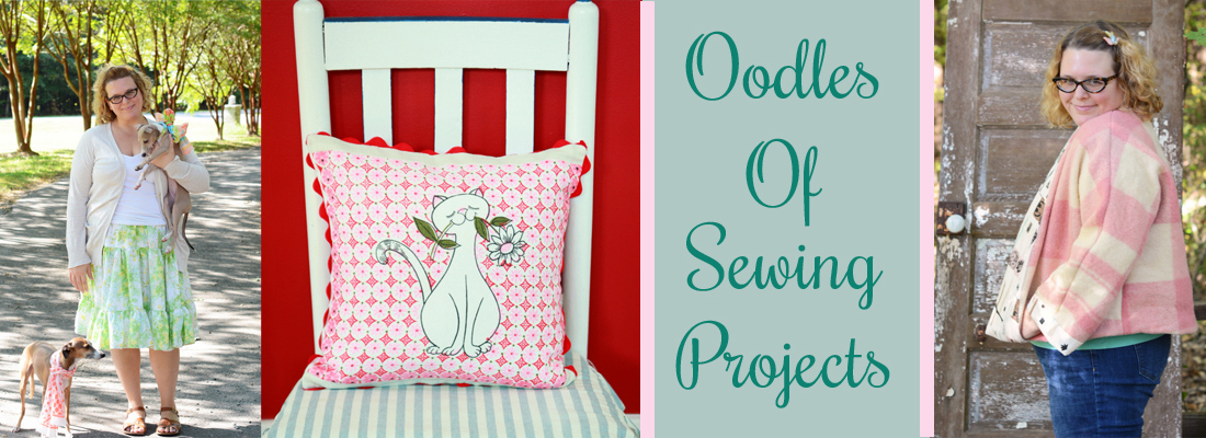 Lots of Sewing Projects