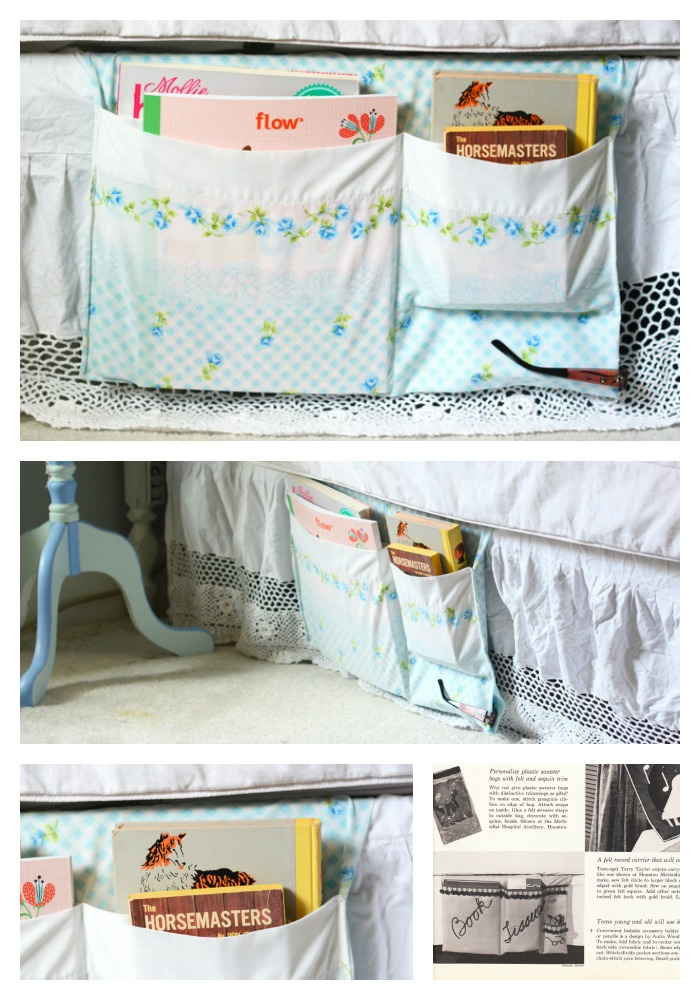 Kitschmas Gifts- DIY Bed Caddy