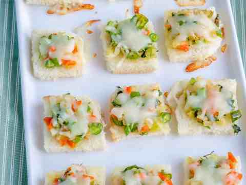 Bread Canapes
