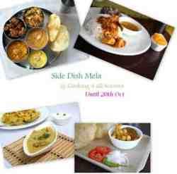 Side Dish Mela