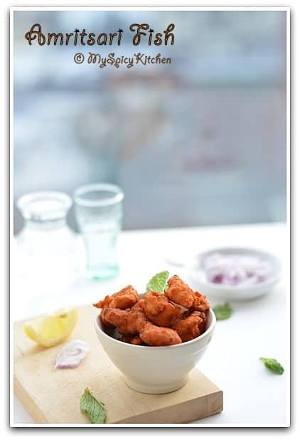 Amritsari fish 1 myspicykitchen for Amritsari cuisine