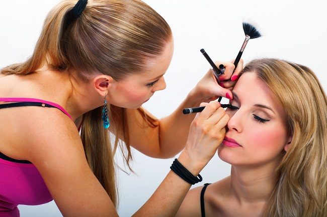 weekend business ideas, make up artist