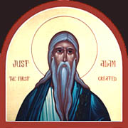 Just Adam the First Created