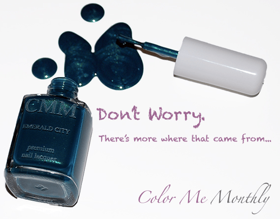 New Subscription Alert! Color Me Monthly - Eco-Friendly Nail Polish Subscription