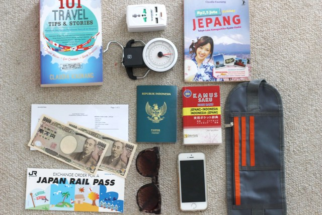 solo traveling jepang