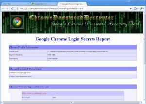 chromepassworddecryptor_screenshot_export