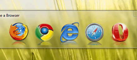 Browser Chooser Gives Flexibility To Choose What Browser To Use For Any Given Task