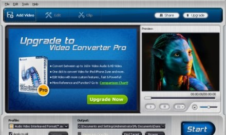 Download Daniusoft Video Converter Free Now