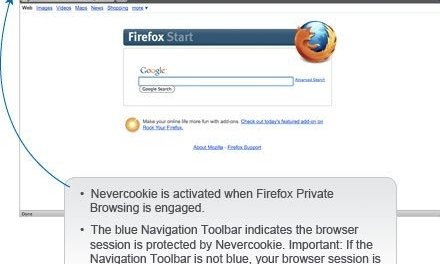 Anonymizer Nevercookie: Firefox Add-on to Kill the Evercookie