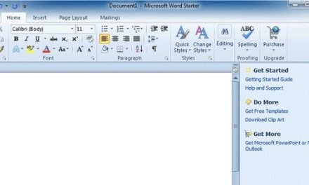 Download Microsoft Office 2010 Starter Edition