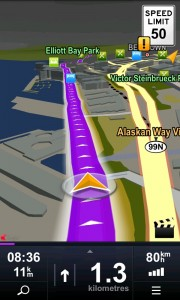 Sygic GPS Navigation for Android