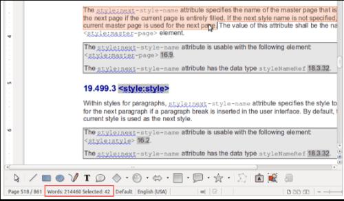 LibreOffice3.6-Writer-WordCount