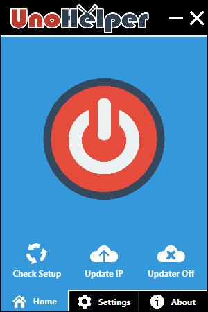 UnoHelper Windows client