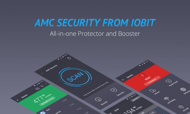 IObit AMC Security (Aka Advanced Mobile Care) Android App Review
