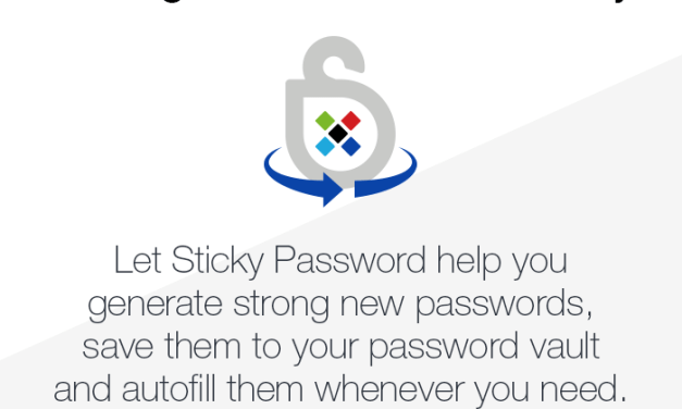 February 1 Is Change Your Password Day, Celebrate With Free Sticky Password Premium Licenses, Lifetime License Deal
