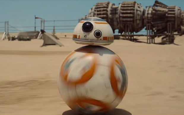 Bb-8: il nuovo droide di star wars vii è già una star!
