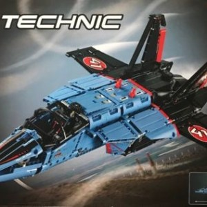Lego 42066 Technic Air Race Jet - Brand New factory sealed