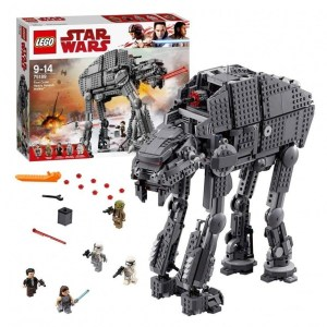 LEGO Star Wars First Order Heavy Assault Walker 2017 (75189) NIB