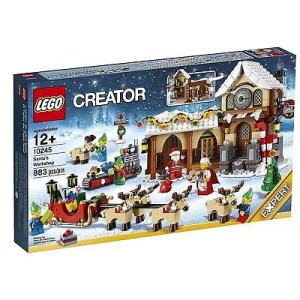 LEGO® Creator Expert Santa's Workshop - 10245 - Sealed Box