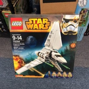 LEGO Star Wars Imperial Shuttle Tydirium 75094 NEW SEALED MISB FREE SHIPPING!