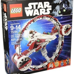 LEGO Star Wars Jedi Starfighter With Hyperdrive (75191)   *Brand New*