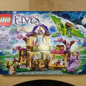 Lego Elves 41176 - The Secret Market Place new and sealed