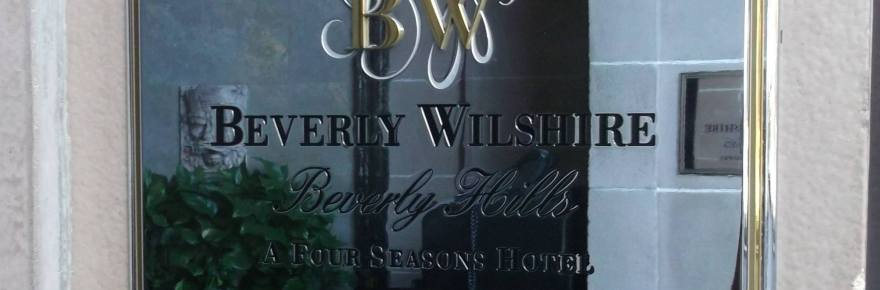 Hotel Beverly Wilshire in Beverly Hills