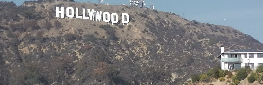 Das Hollywood Sign
