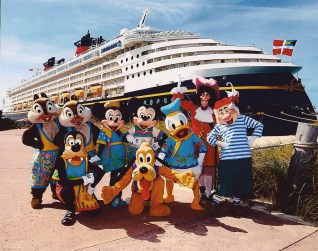 Disney Cruise Lines Crew at Castaway Cay