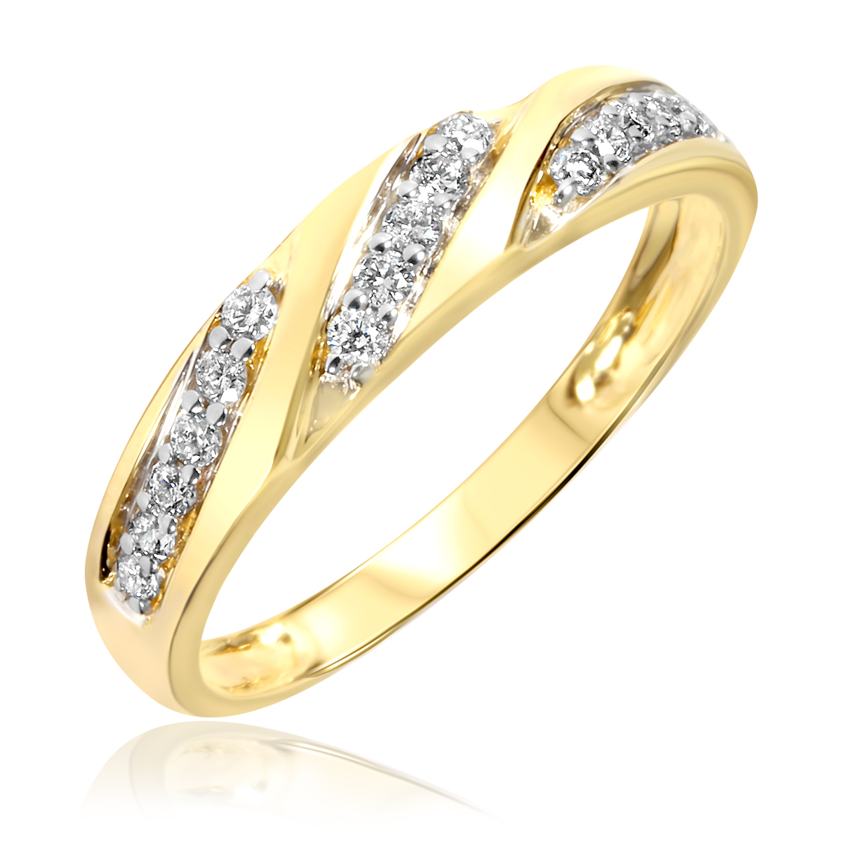 2 58 ct fancy yellow marquise cut womens diamond engagement ring womens diamond wedding rings