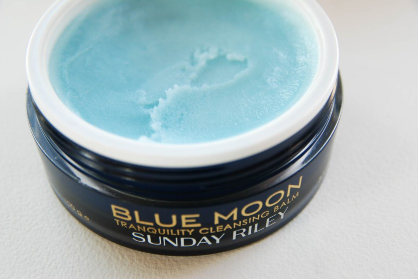 Sunday Riley Blue Moon Tranquility Cleansing Balm 2