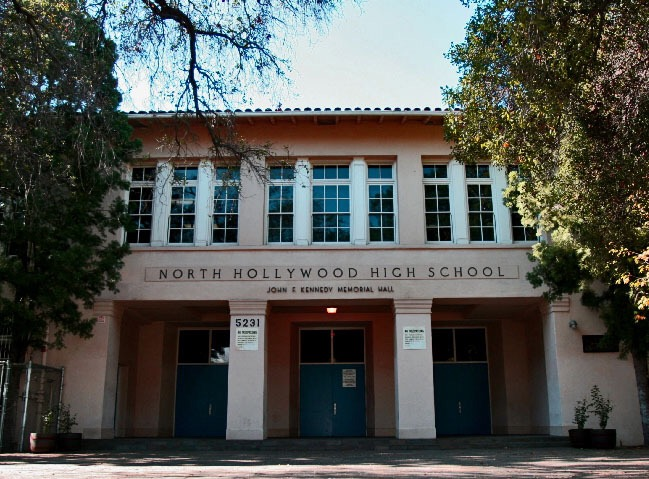 Major Modernization Project Coming to North Hollywood High School