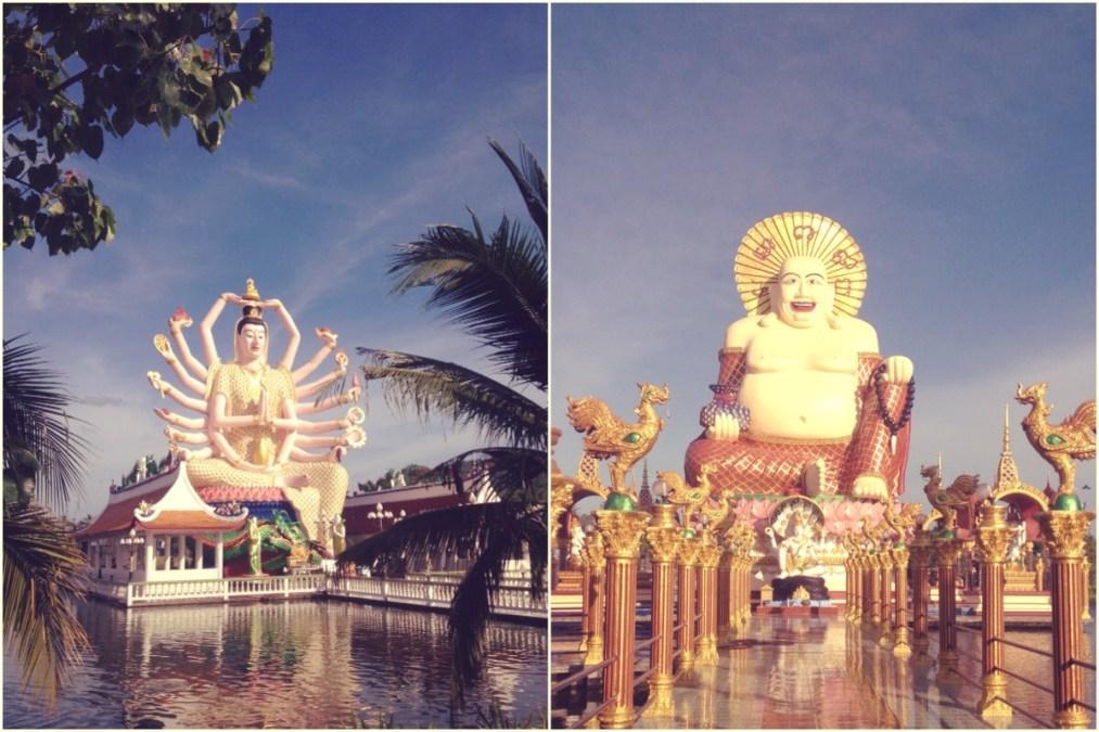 Winter sun in Koh Samui, Thailand. Top 5 activities