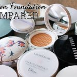 Cushion Foundation Commentary: Western brands vs Korean brands