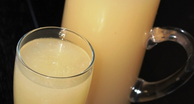 Recipe: Pineapple Gemere (Ginger Beer)