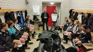 Tips van MZC VR1 trainer Adri Francke.