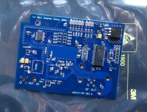 VHF ApolLO PCB