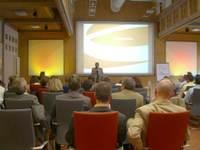 Der neue Nürnberger Business Club – viele Unternehmer kamen in den Schindlerhof