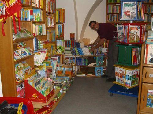 Buchhandlung Lösch: kleine Verbesserungen