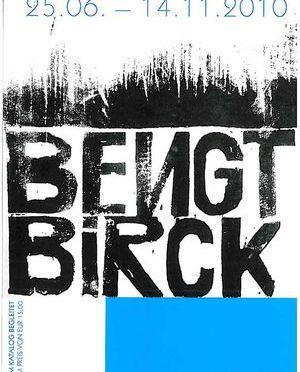 Einladung zur Vernissage im Kunsmuseum: Bengt Birck – Druckgrafik + Objekt
