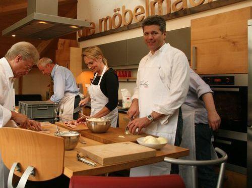 Tag der Küche aus Massivholz 2010 bei den Möbelmachern am Sa. 11.Sep.