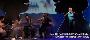 Tulemond und Mondamin – 26./27.04. um 20.00 Uhr Tafelhalle Nürnberg