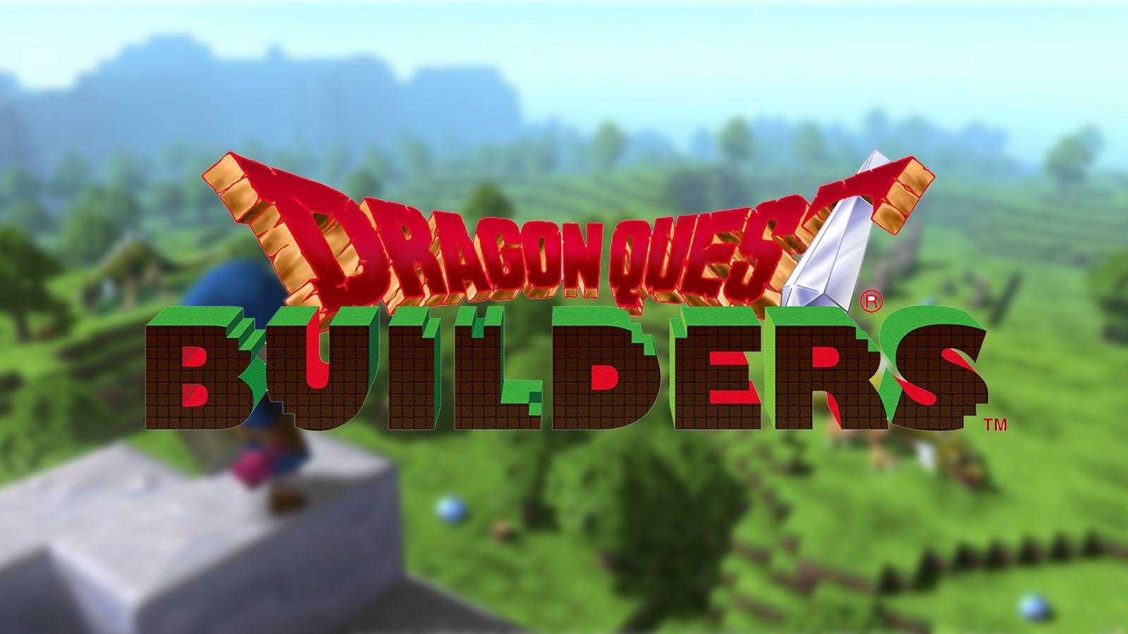 Ya disponible la demo, la fecha de publicación y el vídeo de presentación de Dragon Quest Builders