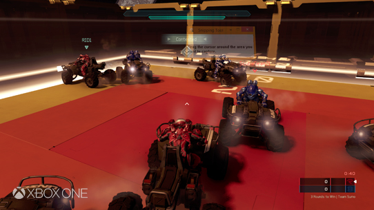 Forge – Halo 5: Guardians Edition