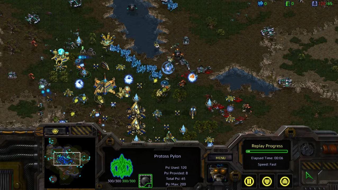 Blizzard anuncia StarCraft Remastered para este verano
