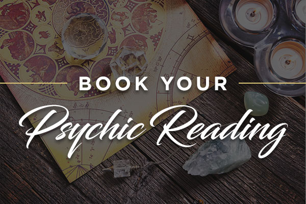 Book your Psychic Reading