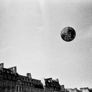 森山大道「 記録23号/パリ+」第2期:「パリ+」