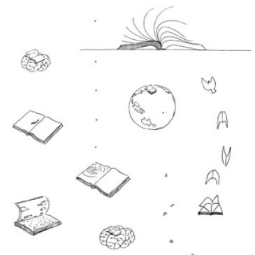 鈴木康広 本の消息