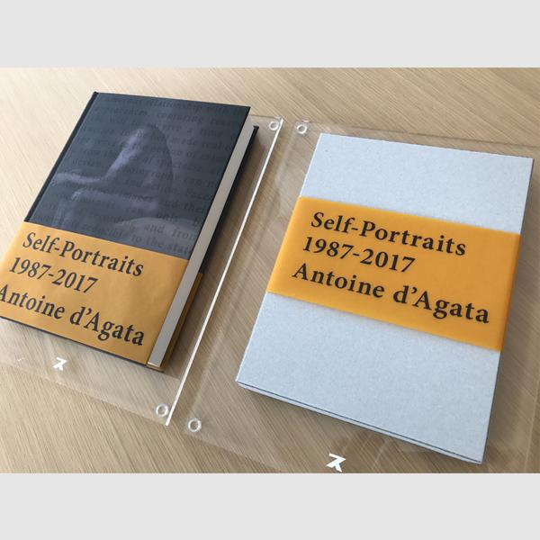 アントワン・ダガタ サイン会 <br>『Self-Portraits 1987-2017』&『Self-Portraits 1987-2017 Card Box Set』刊行記念