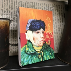 森村泰昌の絵画館<br>―MoriP100プロジェクト/モリムラが手がけるマルチプルアートの新機軸―
